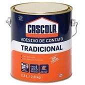 Adesivo de Contato 2,8kg Cascola
