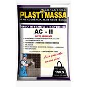 Argamassa AC2 15kg Plastimassa
