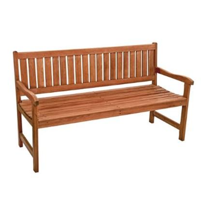 Banco para Jardim Lyptus 150cm Ref 6094 Metalnew