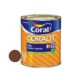 Esmalte Sintético Coralit Secagem Rápida Balance Brilhante Tabaco 0.9L Coral
