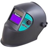 Máscara de Solda Autoescurecimento Wind 600g Carbografite