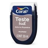 Teste Fácil Adorno Ruprestre 30ml Coral